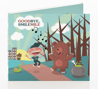 The Benja Men – Goodbye, Smile Mile